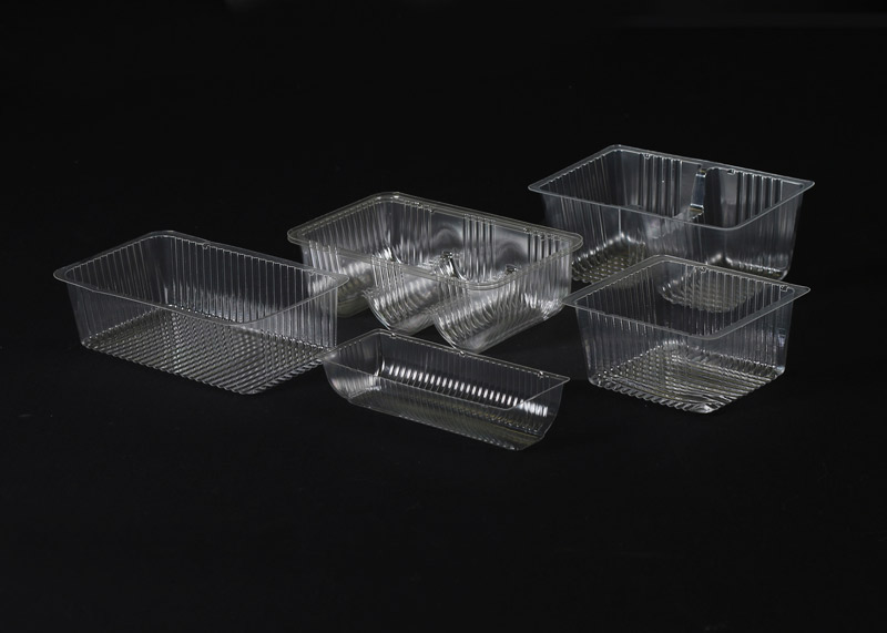 Custom Plastic Trays